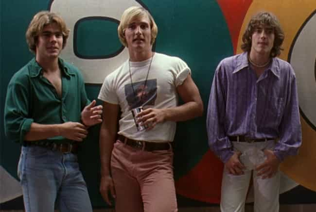 Dazed and Confused is listed (or ranked) 3 on the list The Best Movies to Watch While Drinking