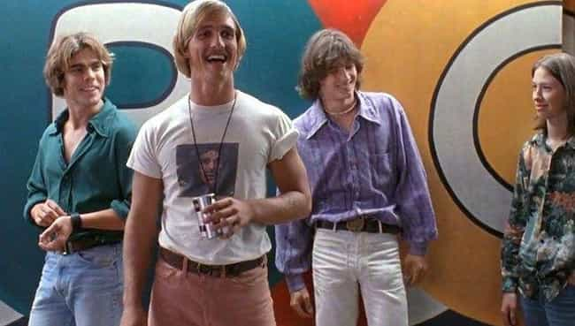 Dazed and Confused is listed (or ranked) 1 on the list The Best Movies Where Nothing Really Happens