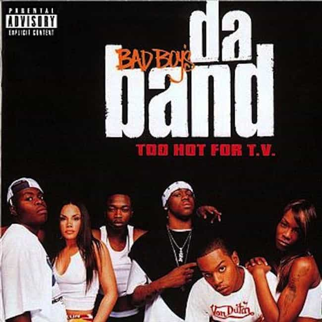 """Da Band is listed (or ranked) 3 on the list MTV's """"Making The Band"""": Where Are They Now?"""