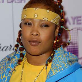 Da Brat is listed (or ranked) 12 on the list The Greatest Women Rappers of All Time