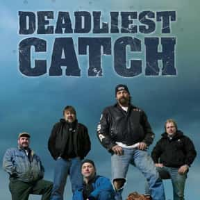 Deadliest Catch is listed (or ranked) 3 on the list The Best Reality Dramas