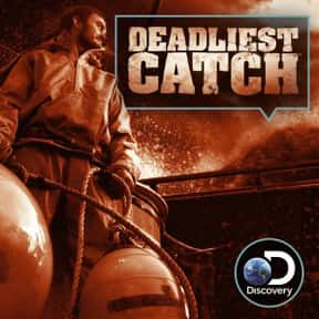 Deadliest Catch is listed (or ranked) 21 on the list The Best Reality Shows Currently on TV