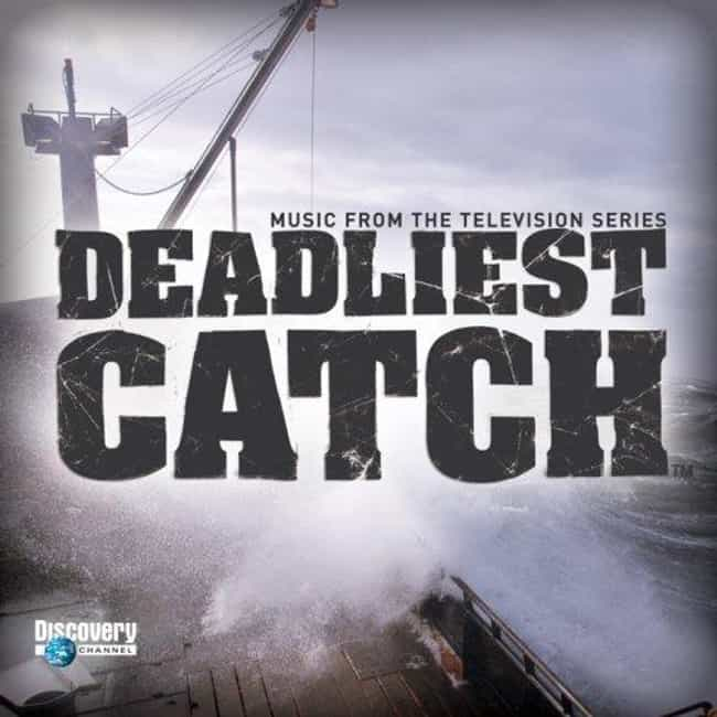 Deadliest Catch is listed (or ranked) 3 on the list The Worst Shows Your Boyfriend Makes You Watch
