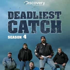 Deadliest Catch is listed (or ranked) 24 on the list The Best Cat Things