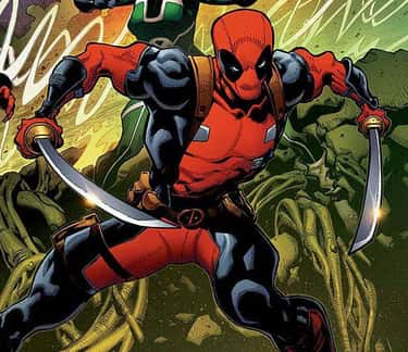 Deadpool is listed (or ranked) 1 on the list Comic Book Characters Who've Studied The Blade