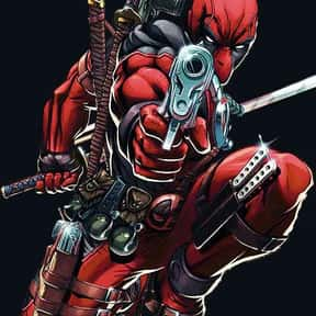 Deadpool is listed (or ranked) 3 on the list The Top Marvel Comics Superheroes