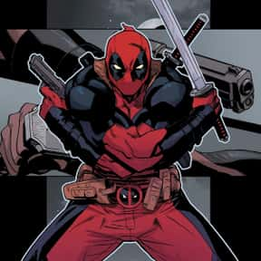 Deadpool is listed (or ranked) 4 on the list The Best Comic Book Superheroes Of All Time