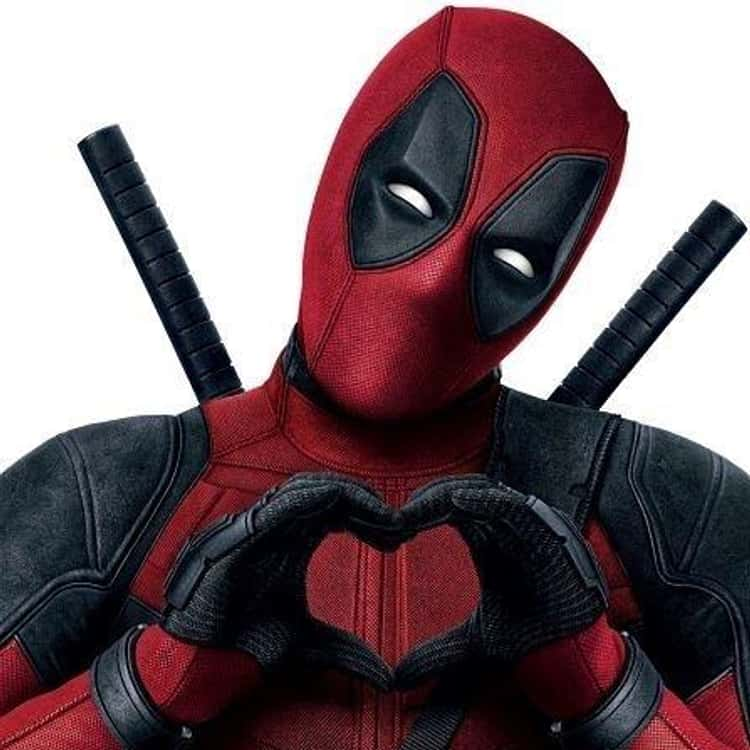 Deadpool From The Marvel Universe