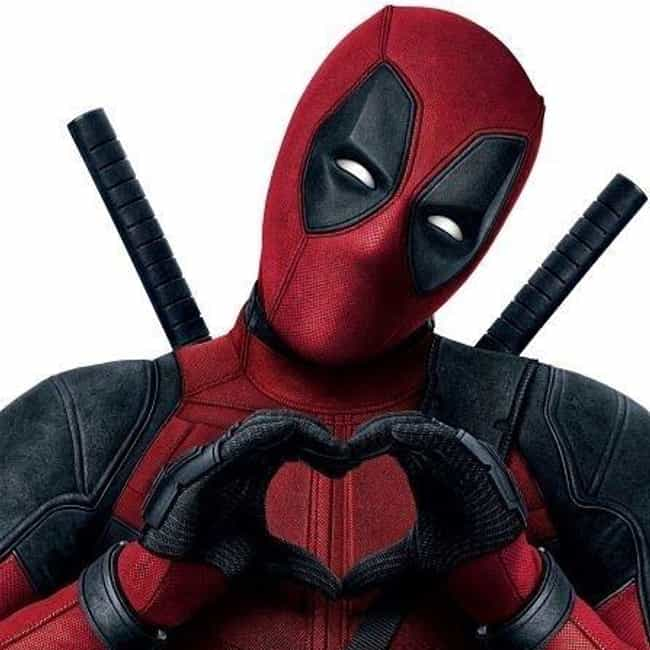 Deadpool is listed (or ranked) 1 on the list Pansexual Characters In Fiction