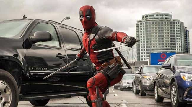 Deadpool is listed (or ranked) 1 on the list Which Superhero Are You, Based On Your Zodiac Sign?