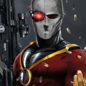 Deadshot is listed (or ranked) 16 on the list The Best Batman Villains Ever