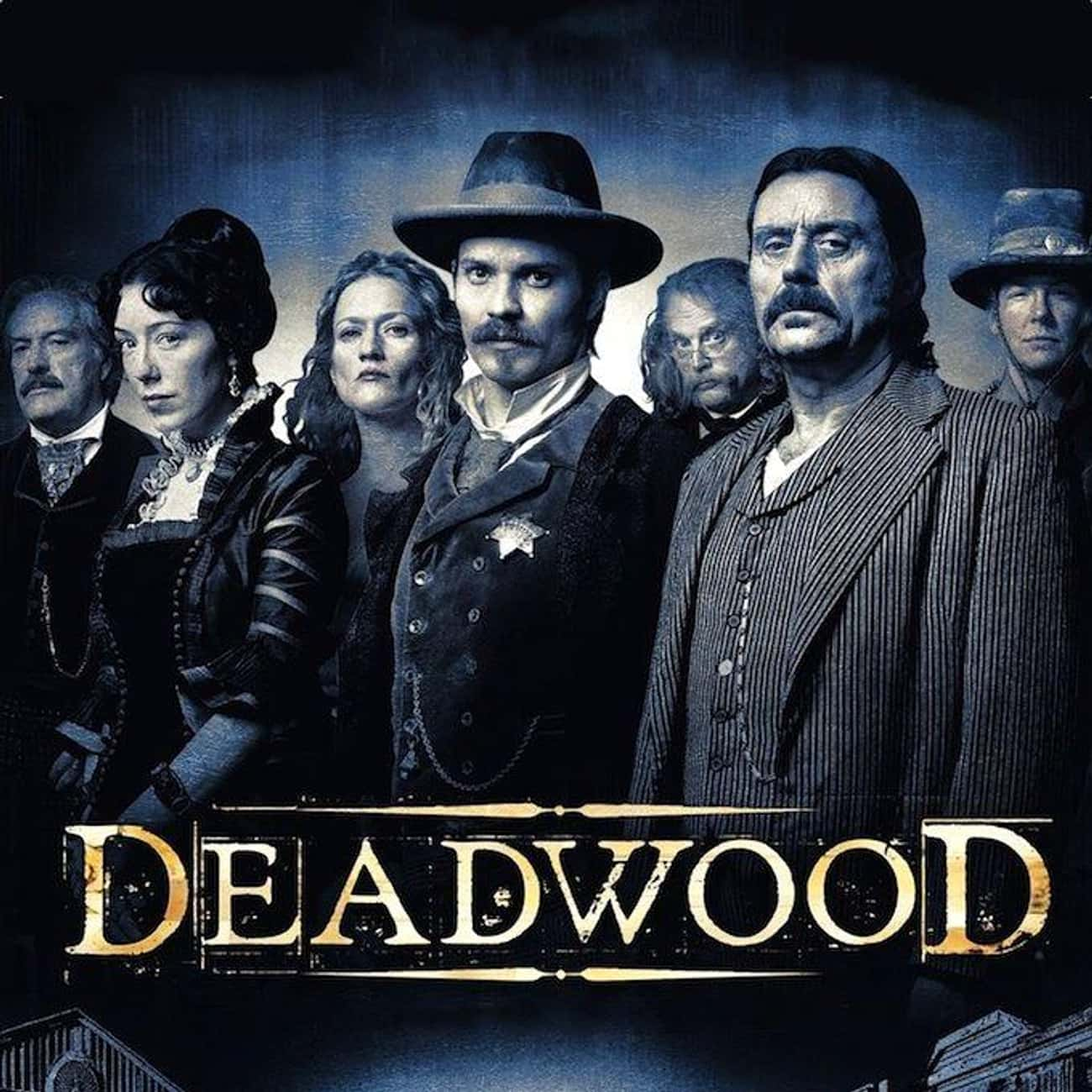 Deadwood is listed (or ranked) 2 on the list What To Watch If You Love 'Hell On Wheels'