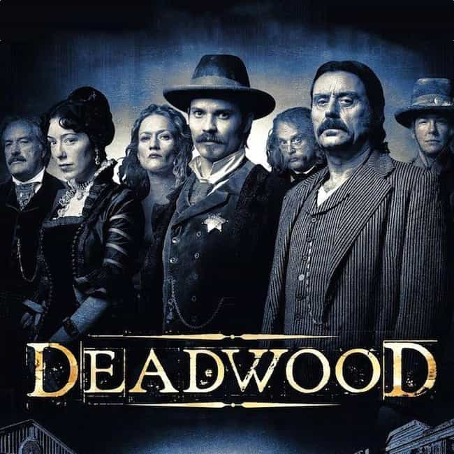 Deadwood is listed (or ranked) 2 on the list The Best TV Shows That Never Got a Real Finale