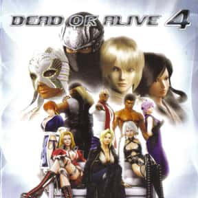 Dead or Alive 4 is listed (or ranked) 7 on the list The Best Xbox 360 Fighting Games of All Time