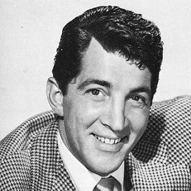 Dean Martin is listed (or ranked) 3 on the list Famous People Who Died of Emphysema