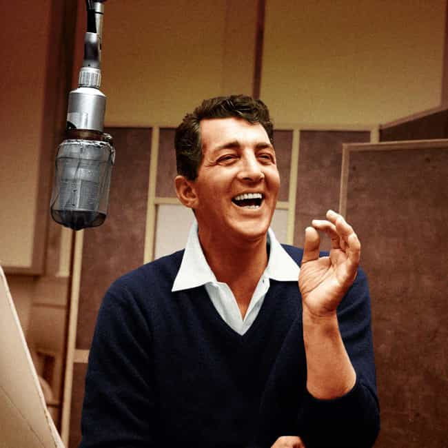 Dean Martin is listed (or ranked) 1 on the list 17 Delicious Celebrity Family Recipes