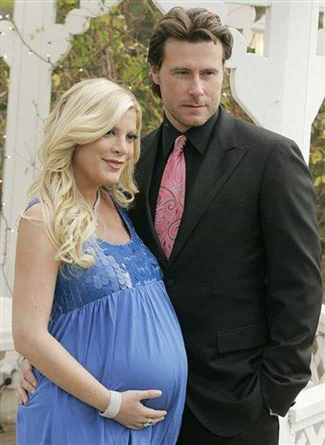 Dean McDermott is listed (or ranked) 1 on the list Tori Spelling's Loves & Hookups