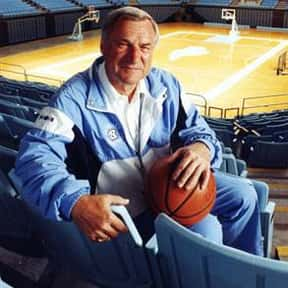 Dean Smith is listed (or ranked) 3 on the list The Greatest College Basketball Coaches of All Time