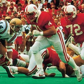 Dean Steinkuhler is listed (or ranked) 11 on the list The Best Nebraska Cornhuskers Football Players of All Time