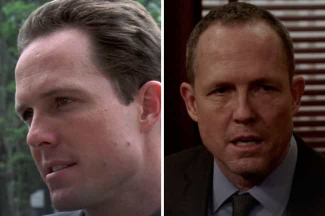 Dean Winters is listed (or ranked) 2 on the list How The 'Law & Order: SVU' Has Aged Since The First Season