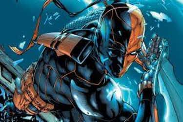 Deathstroke is listed (or ranked) 2 on the list Comic Book Characters Who've Studied The Blade