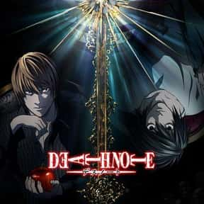 Death Note is listed (or ranked) 1 on the list The Best Anime Series of All Time