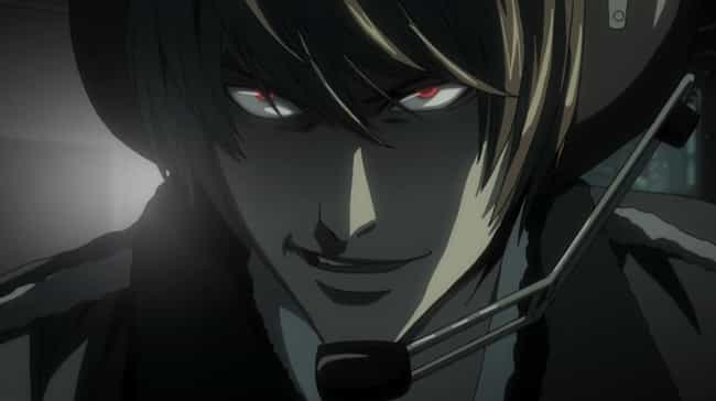 Death Note is listed (or ranked) 1 on the list The 14 Best Anime Where The Main Character Is A Villain
