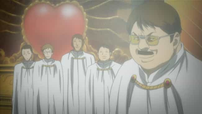 Death Note is listed (or ranked) 6 on the list The 15 Most Bizarre Anime Cults That Make Real Ones Look Normal