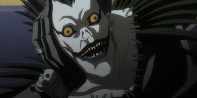 Death Note is listed (or ranked) 4 on the list The 13 Best Anime Like Parasyte
