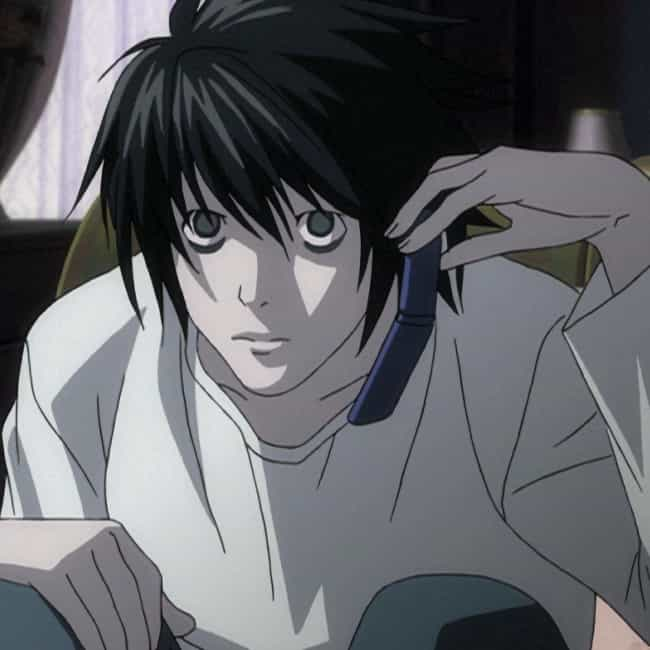Death Note is listed (or ranked) 3 on the list The Best Anime Like Hyouka