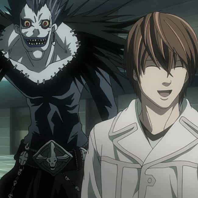 Death Note is listed (or ranked) 1 on the list The Best Anime Like Death Parade
