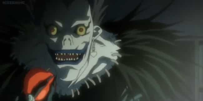 Death Note is listed (or ranked) 1 on the list The Best Anime Like Code Geass