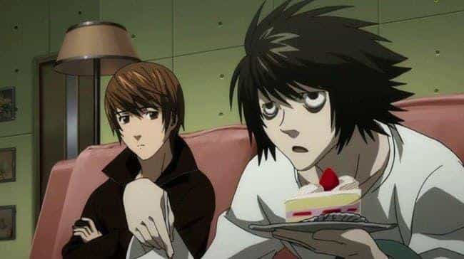 Death Note is listed (or ranked) 2 on the list The Best 'Cat & Mouse' Anime About Battling Minds