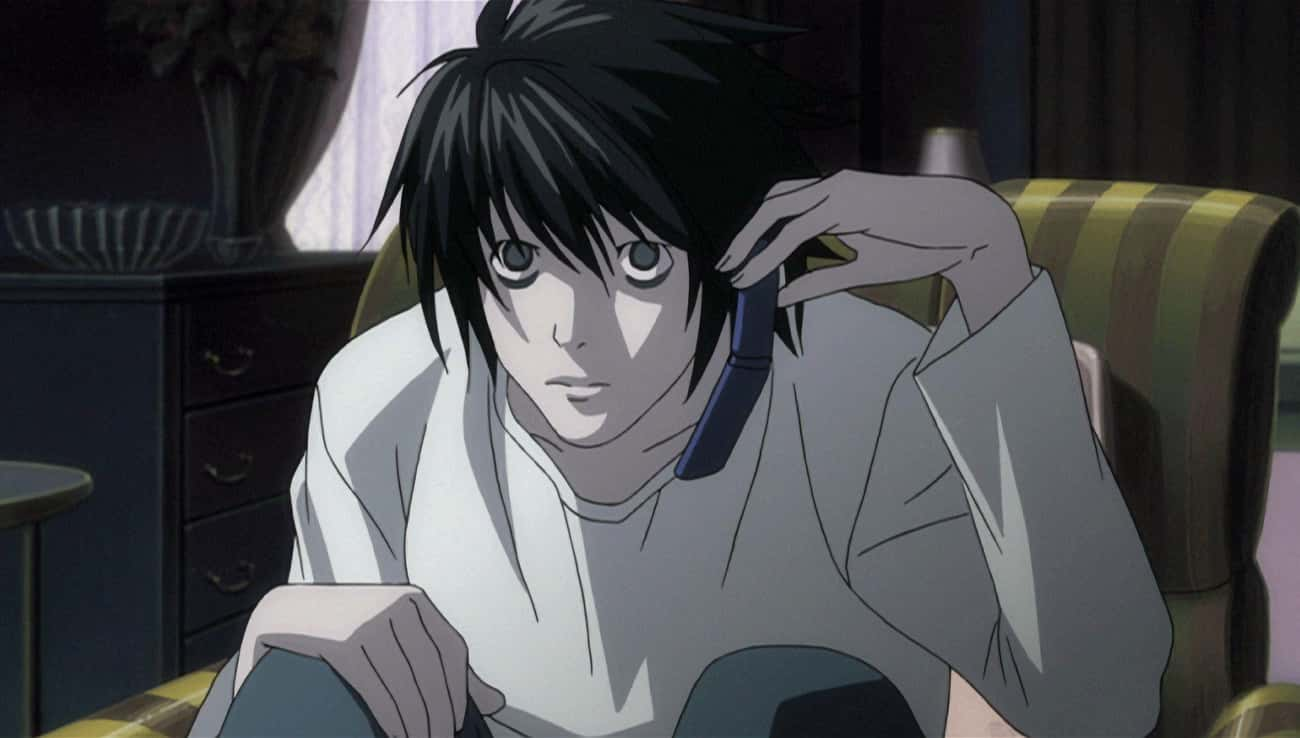 Death Note is listed (or ranked) 3 on the list The 20 Best Mystery Anime of All Time
