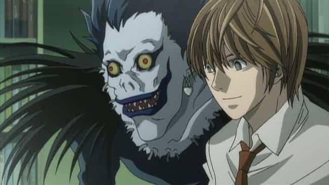 Death Note is listed (or ranked) 4 on the list The Best Anime Like 'Dr. Stone'
