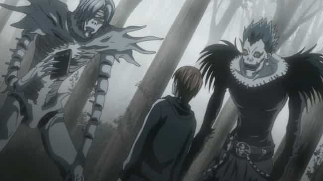 Death Note is listed (or ranked) 2 on the list 13 Anime Where Characters Can Die At Any Second
