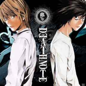 Death Note is listed (or ranked) 18 on the list The Best Anime Like Bleach
