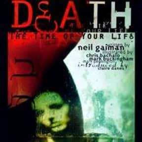 Death: The Time of Your Life is listed (or ranked) 23 on the list The Best Vertigo Comic Book Series, Ranked