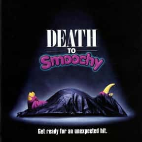 Death to Smoochy is listed (or ranked) 14 on the list The Funniest Movies About Death & Dying