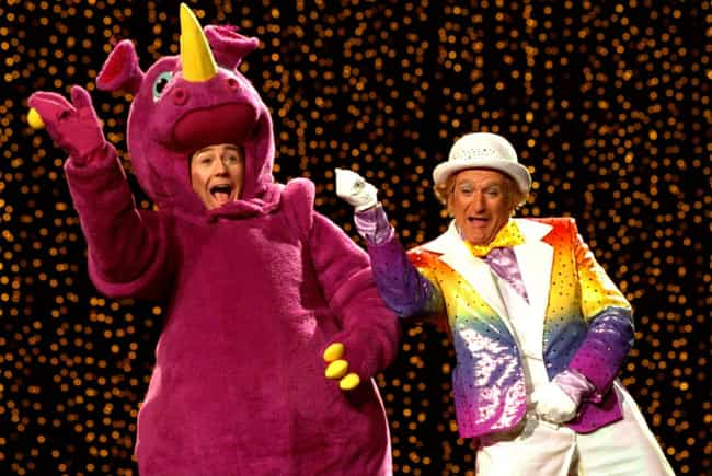 Death to Smoochy is listed (or ranked) 2 on the list Movies We Were Too Hard On In The 2000s
