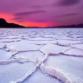 Death Valley National Park is listed (or ranked) 24 on the list The Best National Parks in the USA