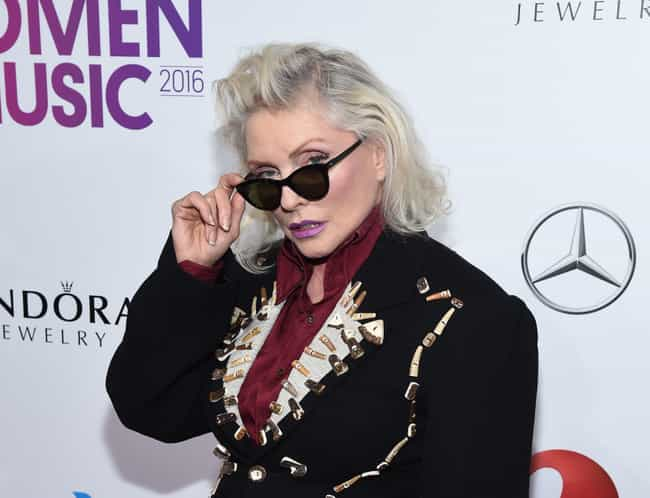 Debbie Harry is listed (or ranked) 5 on the list Famous People Born in 1945