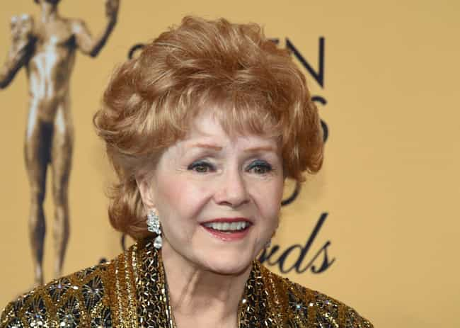 Debbie Reynolds is listed (or ranked) 3 on the list Famous John Burroughs High School Alumni