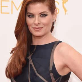 Debra Messing is listed (or ranked) 11 on the list Famous Tisch School Of The Arts Alumni