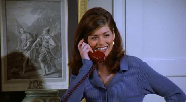 Debra Messing is listed (or ranked) 2 on the list Unknown Actors Who Appeared On 'Seinfeld' And Went On To Be Big Stars
