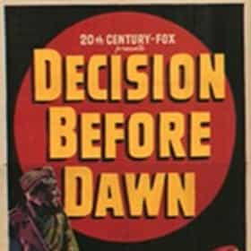 Decision Before Dawn 1951 Review