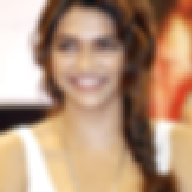 Deepika Padukone is listed (or ranked) 4 on the list Hottest Indian Models