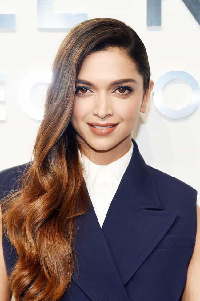 Deepika Padukone is listed (or ranked) 2 on the list Famous Mount Carmel College Bangalore Alumni