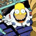 Deep Space Homer is listed (or ranked) 17 on the list The Greatest Simpsons Episodes Ever