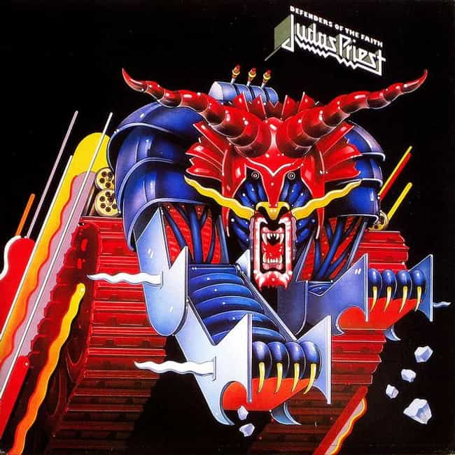 Defenders of the Faith ... is listed (or ranked) 1 on the list The Best Judas Priest Albums of All Time